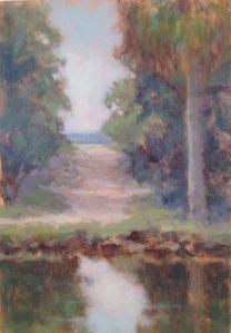Florida Path 9 x12 Oil