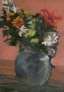 M....Flowers for Margaret