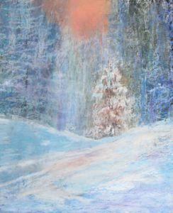 Q...Sunlit Snow
