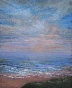 Setting Sun, Smyrna Beach